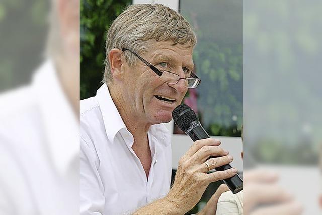 Bernhard Duffner hörte als Oberturnwart der TG Altdorf auf