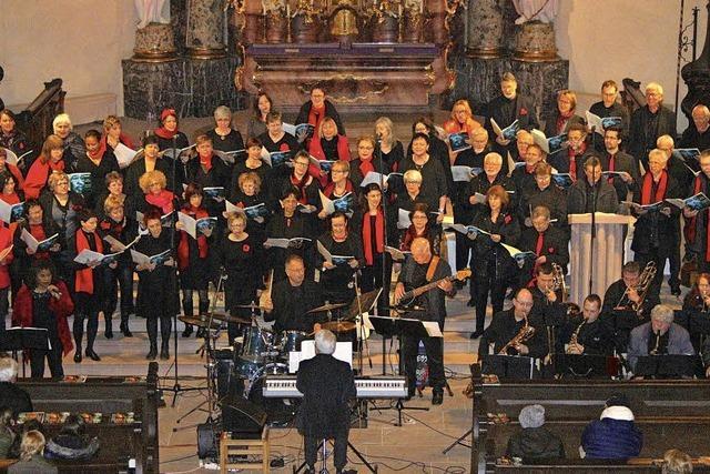 Klangvolles Jazz-Konzert