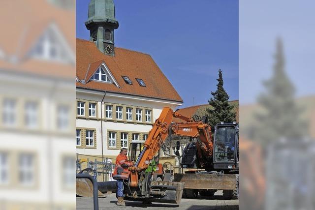 Bonndorf wappnet sich für die bevorstehenden Großbaustellen