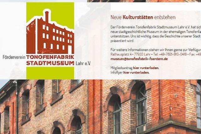 Stützen fürs neue Museum