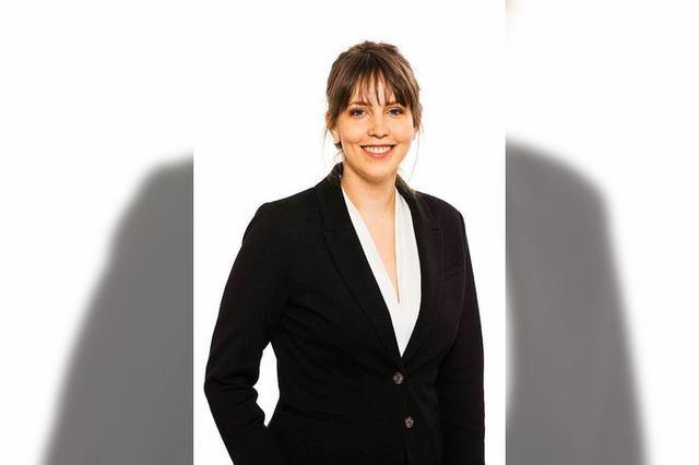 Anika Klaffke neue Generalin