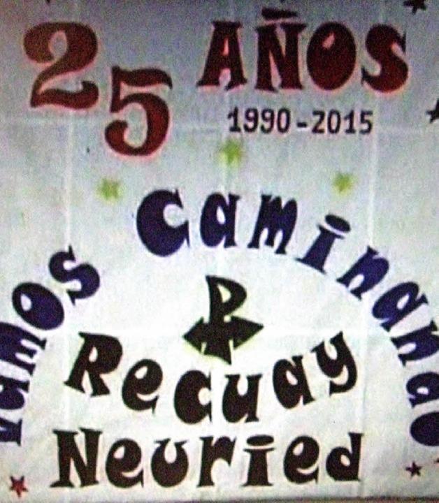In Recuay fand der Auftakt der Feiern ...e die Kinder bei einem Fest (rechts).   | Foto: privat