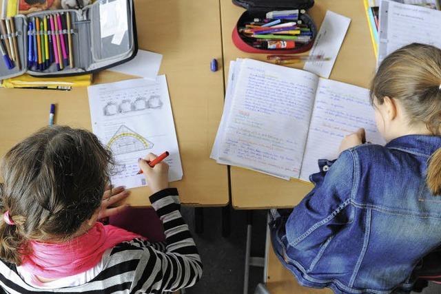 Schullandschaft bleibt in Bewegung