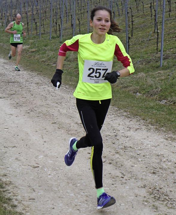 Nadia Dietz (LC Breisgau)  | Foto: Stinn