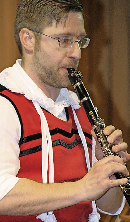 Markus Gerspach legte ein famoses Solo hin.  | Foto: Peter Schütz
