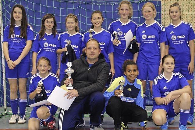 Stolz auf Fußball-Weltmeisterin Maggi Gidion