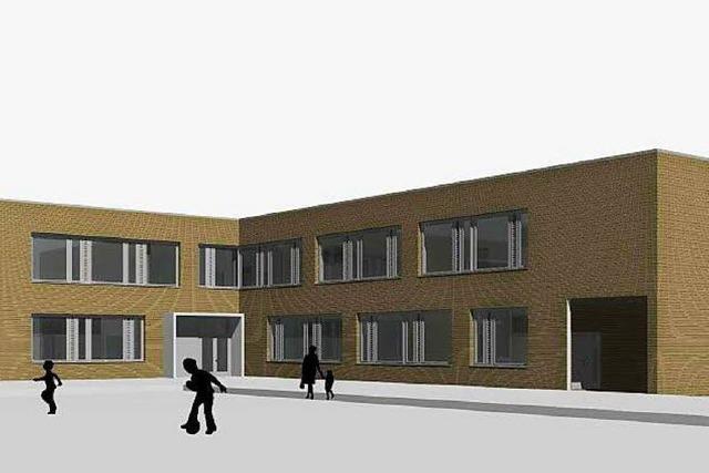 Neubau für die Freiburger Pestalozzi-Schulen ist beschlossen