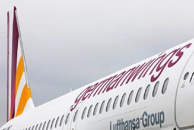 Keine Überlebenden bei Germanwings-Absturz in Frankreich