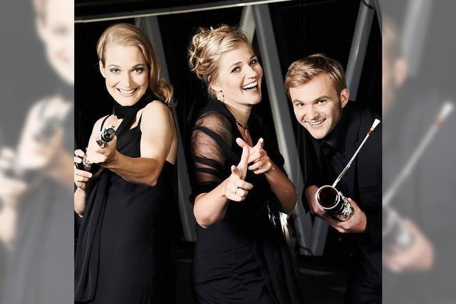 Kammermusik mit dem Trio Elego in Wehr