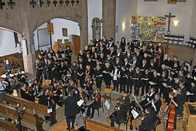 Passions- und Ostermusiken