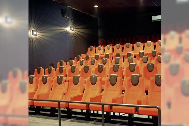 Filmspaß in neuen Räumlichkeiten