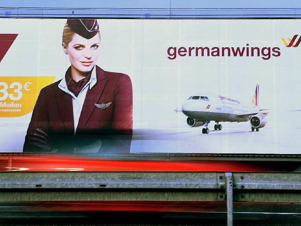 Reisende, die nach dem Germanwings-Abs...re Tickets nicht kostenlos stornieren.    Foto: AFP