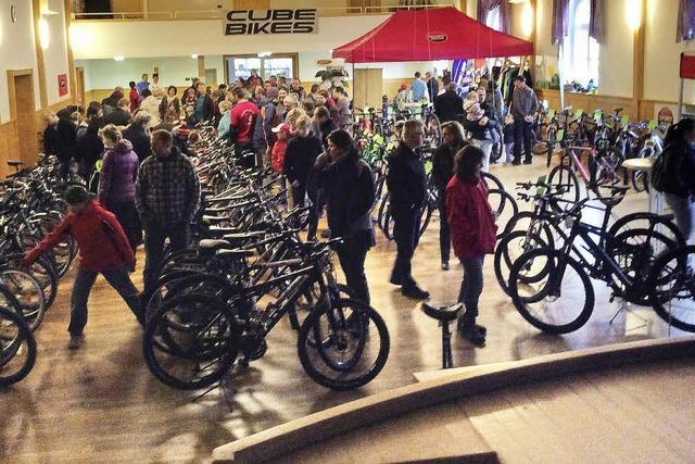 Vor allem hochwertige Räder und Bikes sind gefragt