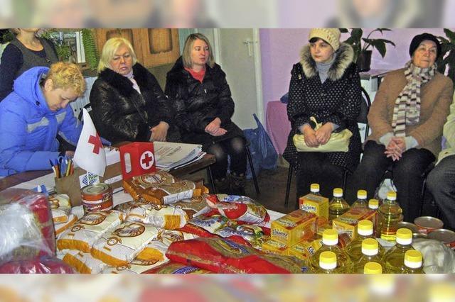 Ukrainehilfe ist jetzt nötiger denn je