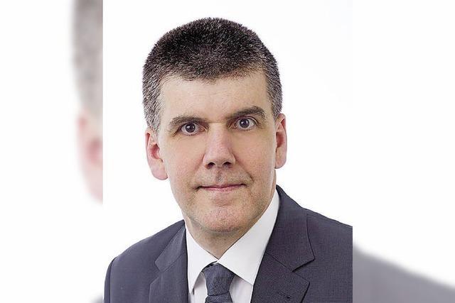Klaus Hämmerle ist der vierte Kandidat