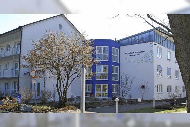 Bürgerheim erhält moderne Technik