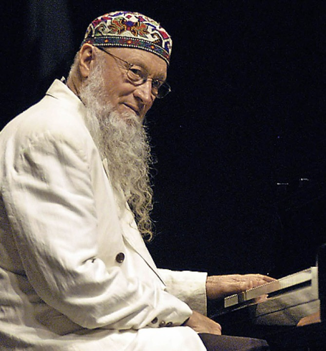Terry Riley   | Foto: Stuart Brinin