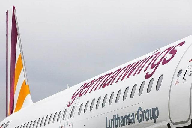 Nach Unglück: Einige Germanwings-Mitarbeiter treten Dienst nicht an