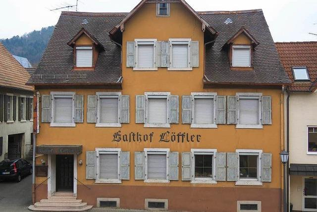Gemeinde Seelbach kauft das Löffler-Areal