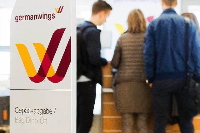 Germanwings stemmt Flugbetrieb mit Hilfe der Konkurrenz - Kostenlose Stornierungen möglich