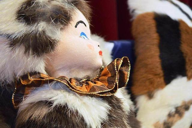 Fellmodenschau in Buchholz: Handarbeit trifft Kleintierzucht