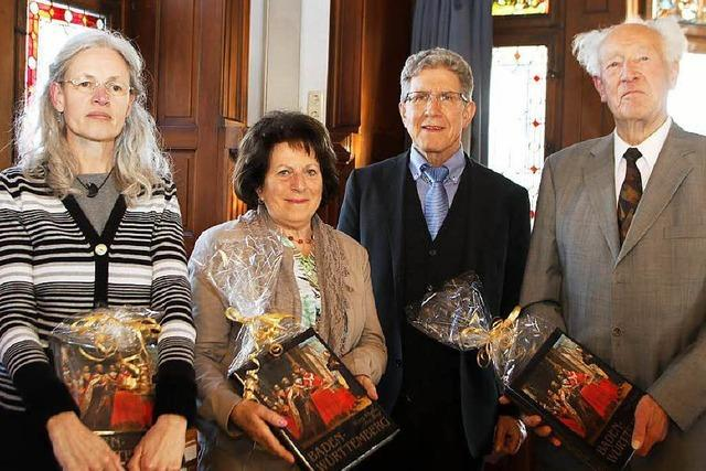 Seit 25 Jahren gibt es Gästeführer in Lahr