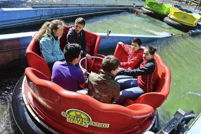 Freizeitparks in der Region - ein Überblick