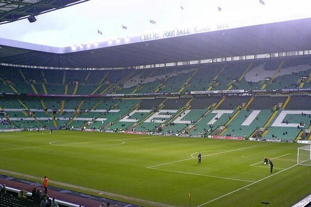 Besonderes Fußballerlebnis in Glasgow