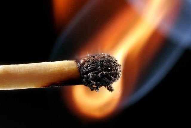 Kellerbrand in Weingarten: Staatsanwaltschaft ermittelt gegen Brandstifter