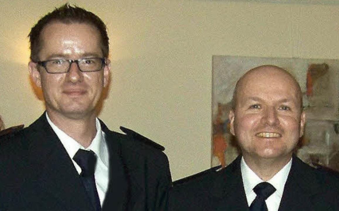 In Der Abteilung 7 Der Freiwilligen Feuerwehr Folgt Christian Leiberich Auf Jurgen Albrecht Freiburg Badische Zeitung