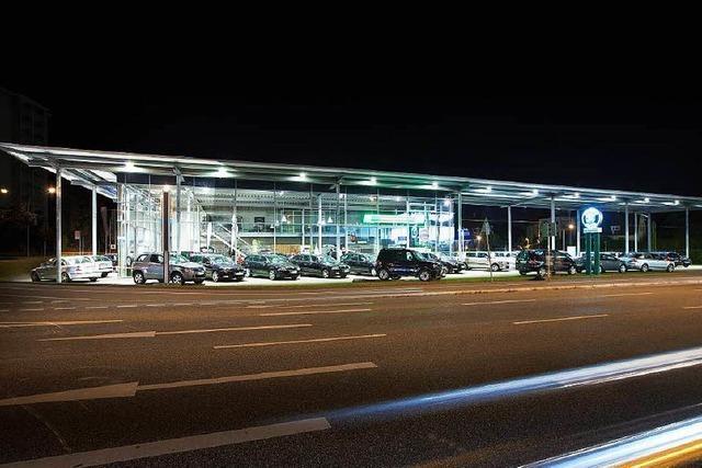 Baden-Auto Freiburg: Weitere Tochterfirma pleite