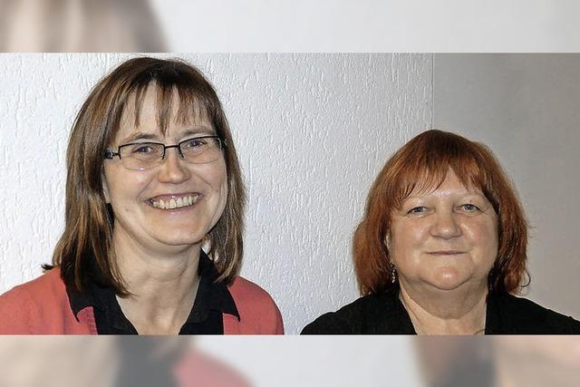Betty Bürkle führt Kfd-Frauen an