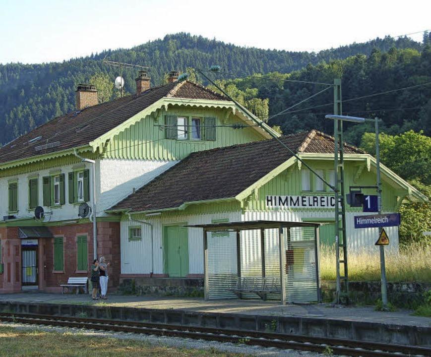 Ausgangsstation Himmelreich   | Foto: PRIVAT/Markus DONNER