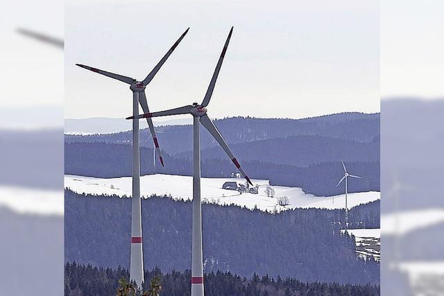 Noch fünf mögliche Windradzonen