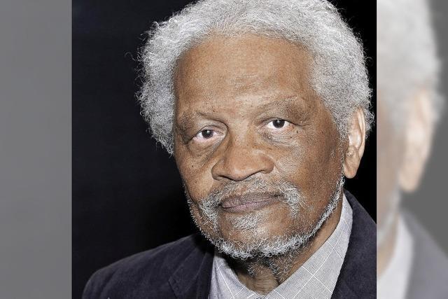 Der 77-jährige Ishmael Reed ist eine Legende als Dichter, Denker und Jazzer