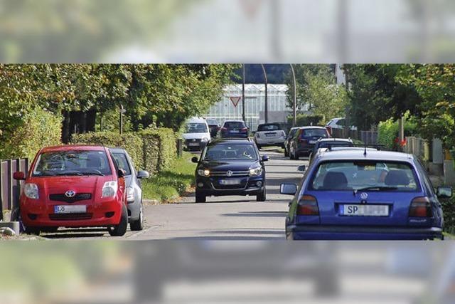 Unmut im Stadtteil Otterbach über zunehmenden Autoverkehr - wird das Quartier gesperrt?