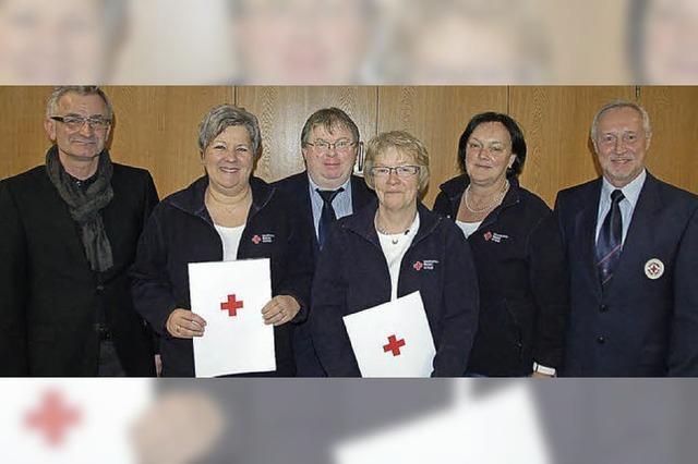 Mehr Einsatzstunden, aber weniger Blutspender