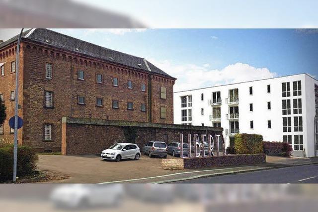 Altes Gefängnis soll zum Hotel umgebaut werden