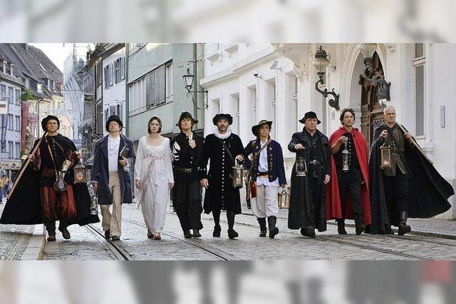 Historix macht kostenlose Stadtführungen in Freiburg - für den guten Zweck