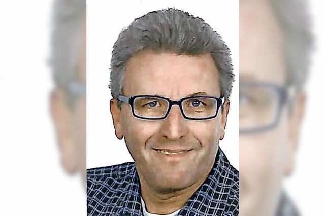 Günter Schmidt ist Vorsitzender