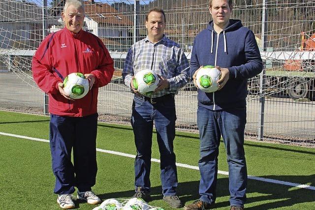Glückspreis des Fußball-Bundes für die Max-Metzger-Grundschule
