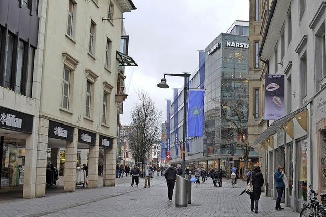 50 Jahre Karstadt Lörrach - eine Erfolgsgeschichte