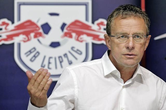 Rauball fordert Solidarität mit RB Leipzig