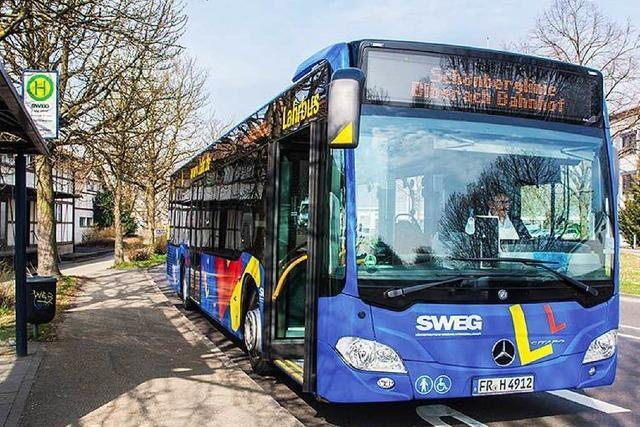 SWEG-Freizeitbusse sind wieder von Lahr aus unterwegs