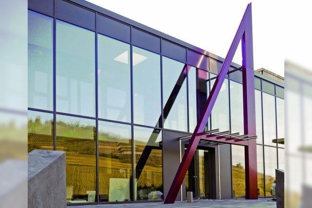 Architektur für Winzer