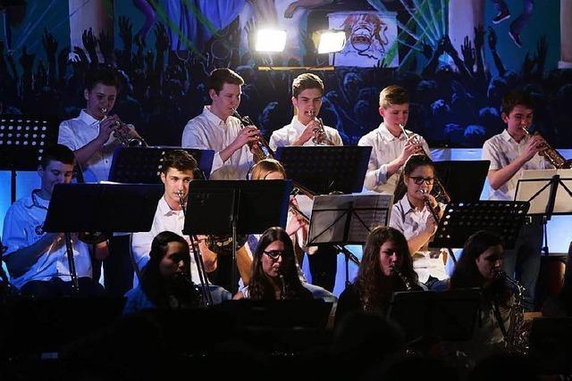 Hausmusikabend des Lahrer Clara Schumann-Gymnasiums