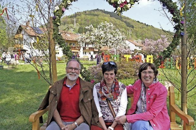 Am Wochenende wird Oberprechtal zum Osterdorf