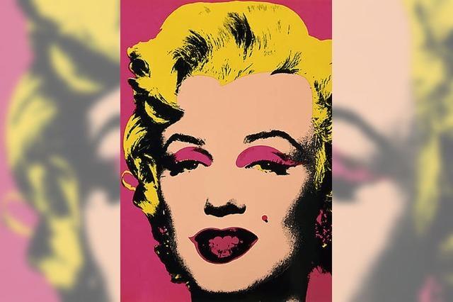 Kunsthalle Messmer zeigt Andy Warhol