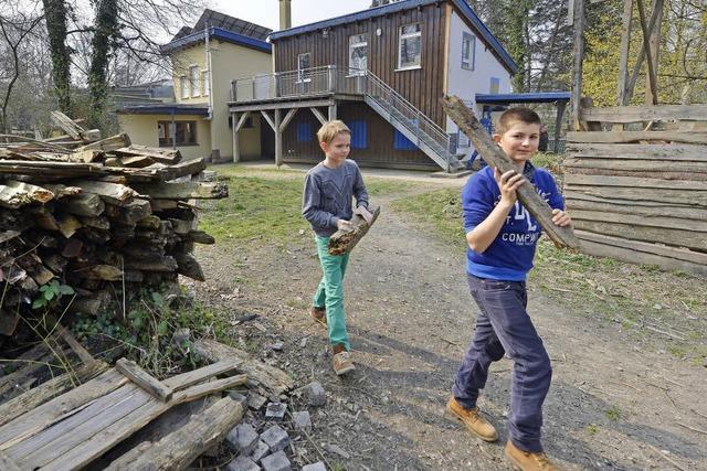 Die Staudinger-Gesamtschule soll einen Neubau bekommen - aber nicht ihren