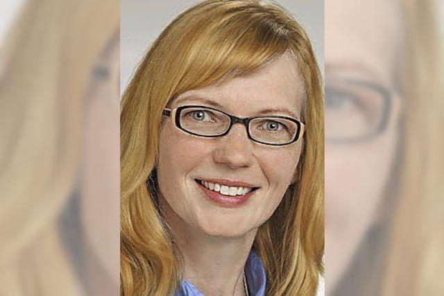 Marion Schlinke ist neue Rektorin in Herten und Degerfelden